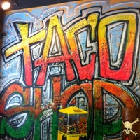 """Photo taken at A1A Burrito Works """" The Taco Shop"""" by Pastor Leslie T. on 6/15/2012"""