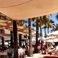 Foto scattata a Nikki Beach Marbella da Tareq K. il 7/17/2012