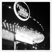 Photo taken at Prince Music Theater by Alicia A. on 5/20/2012