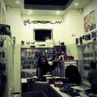 Photo taken at Microplay Mall Plaza El Trebol by josecarlos r. on 7/11/2012