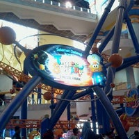 Photo taken at Berjaya Times Square Theme Park by Lara Q. on 6/7/2012