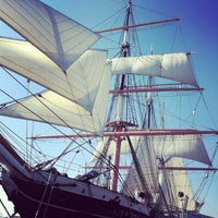 Photo taken at San Diego Harbor by Aquarell on 5/12/2012