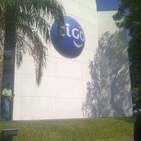 Photo taken at Edificio TIGO Mariscal López by David S. on 8/23/2012