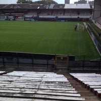 Photo taken at Bosuilstadion by davy m. on 7/15/2012
