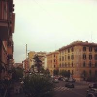 Photo taken at Via Della Giuliana by Francisco B. on 6/9/2012