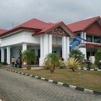 Photo taken at Fatmawati Soekarno Airport (BKS) by WWW .. on 5/20/2012