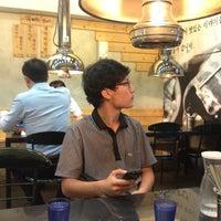 Photo taken at 육판장 by cindy lim on 6/27/2012