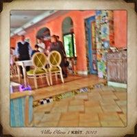 Photo taken at Вилла Олива / Villa Oliva by Ace Z. on 4/1/2012