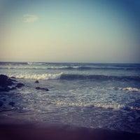 Снимок сделан в Ditch Plains Beach пользователем christian svanes k. 9/7/2012