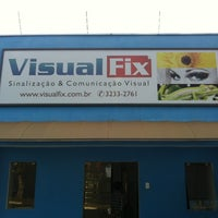 Photo taken at Visual Fix by Marcelo B. on 3/29/2012