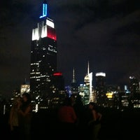 Photo taken at The Rooftop Of 39 East 29th St Ny Ny by ErrolJay on 8/11/2012
