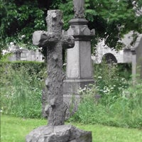 Photo taken at Tynemouth Cemetery by Sue J. on 7/4/2012