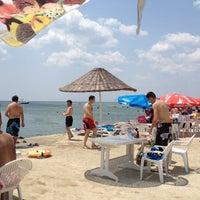 Photo taken at Parkköy by Doruk Arslan A. on 7/8/2012