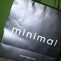 Photo taken at minimal by Marisa H. on 7/26/2012