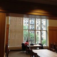 Photo taken at Columbia University School of Social Work by Manuel B. on 5/21/2012