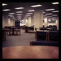 Photo taken at University Library by Octavio A. on 8/22/2012