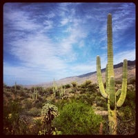 Photo taken at Saguaro National Park by Mike F. on 4/13/2012