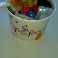 Photo taken at Yogiberry by Sharon A. on 9/9/2012