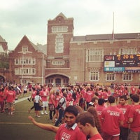 Photo taken at Franklin Field by Jeff K. on 9/2/2012