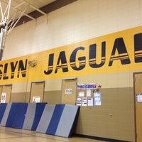 Photo taken at Joslyn School by Joe C. on 2/18/2012