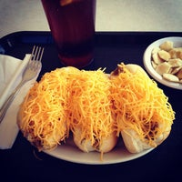 Photo taken at Skyline Chili by Joey M. on 8/6/2012