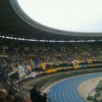 Foto scattata a Stadio Marc'Antonio Bentegodi da Massimiliano S. il 5/19/2012