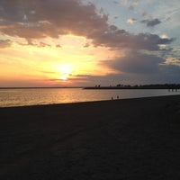 Photo taken at Gallagher Beach by Anthony P. on 6/28/2012