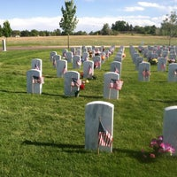 Photo taken at Fort Logan National Cemetery by Jules on 5/28/2012