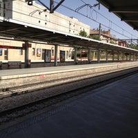 Photo taken at Cercanías Fuenlabrada by Juan Carlos on 6/29/2012
