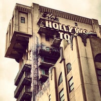 Photo taken at The Twilight Zone Tower of Terror by Sebastien C. on 8/5/2012