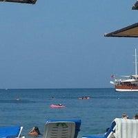 7/24/2012 tarihinde Erdinç O.ziyaretçi tarafından Lancora Beach Resort'de çekilen fotoğraf
