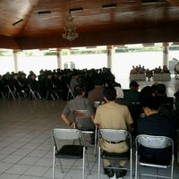 Photo taken at Kantor Bupati Lampung Selatan by romei s. on 8/8/2012