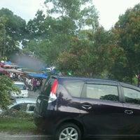Photo taken at Bazar Ramadhan Tmn Tasek,Ampang by WanMahani A. on 7/21/2012