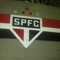 Photo taken at São Paulo Futebol Clube (SPFC) by Indy C. on 8/16/2012