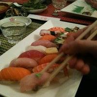 Photo taken at New Tokyo Restaurant by Jeff M. on 3/24/2012
