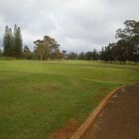 Photo taken at Mililani Golf Club by James B. on 3/18/2012