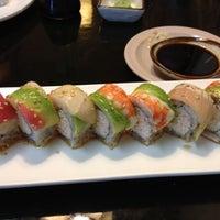 Photo taken at Waraii Sushi by Cory D. on 7/21/2012