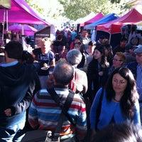Photo taken at Salamanca Market by Doreen on 4/14/2012