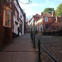 Photo taken at Steep Hill by Seb R. on 5/14/2012