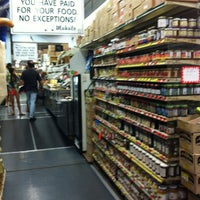 Photo taken at Mana Foods by Mark F. on 5/28/2012