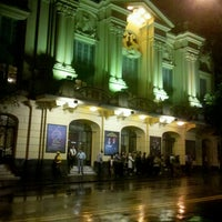 Photo taken at Teatro Renault by Marco Flávio F. on 7/8/2012