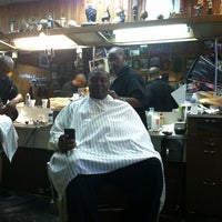 Photo taken at Church Street Barber Shop by Tatiana F. on 7/20/2012