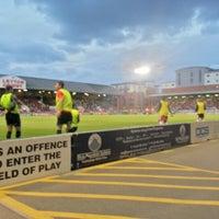 Photo prise au Matchroom Stadium par Suzi le8/21/2012