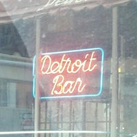 Photo taken at Detroiter Bar/Malaka's by Edward M. on 2/3/2012