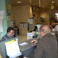 Photo taken at Oficina Correos by Luis R. on 2/14/2012