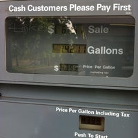 Photo taken at Chevron by Nancy L. on 6/9/2012