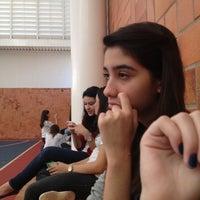 Photo taken at Colégio Maria Montessori by Beatriz N. on 4/10/2012