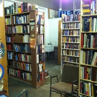 Photo taken at Book Stop Used Books by Page K. on 7/21/2012