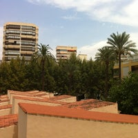 Photo taken at Hotel Costablanca by Yulia S. on 8/13/2012
