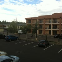 Photo taken at Grand Canyon Plaza Hotel by Ezra L. on 9/2/2012